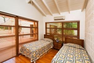 Thespina villa bedroom 2