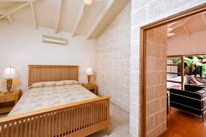 Thespina villa bedroom