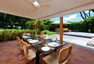 Thespina villa terrace