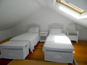 Tradewinds villa Barbados attic