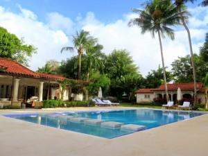 Villa Melissa Barbados pool
