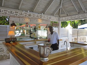 Villa Melissa Barbados butler