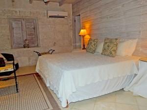 Villa Melissa Barbados cottage bedroom