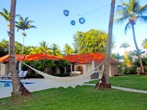 Villa Melissa gardens