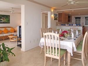 Villas on the Beach 101 interior