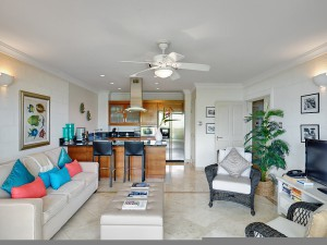 Waterside 405 Barbados interior