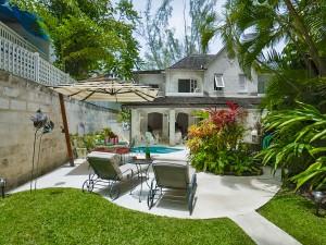 Waverley villa Barbados exterior