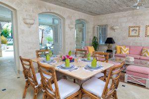 Waverly-one-villa-rental-barbados-dining