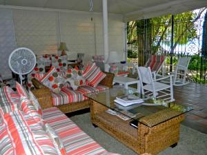 Whitecaps villa interior