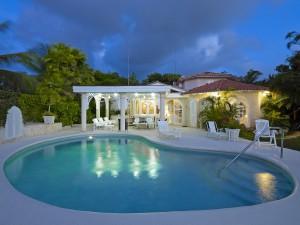 Whitegates villa Barbados exterior