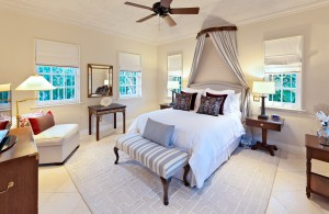 Windward villa bedroom 2