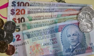 Barbados currency