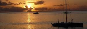 barbados-sunset
