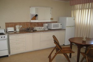 Nautilus Barbados vacation rental kitchen