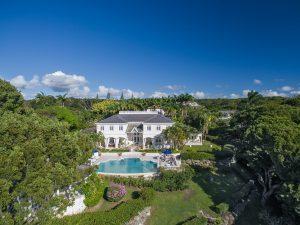 bohemia-villa-rental-barbados-aerial