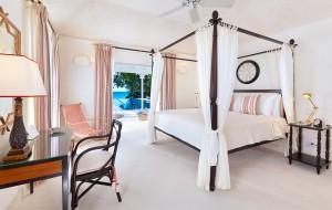 crystal-springs-villa-Barbados-pool-cottage-sunset