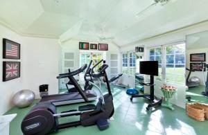 Gym at Crystal Springs