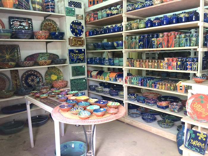 Earthworks Pottery, St Thomas