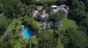 evergreen-villa-sandy-lane-aerial-view