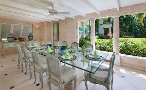 evergreen-villa-sandy-lane-dining