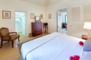 Gardenia cottage bedroom 1