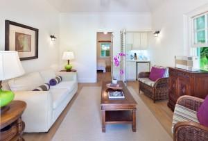Gardenia cottage bedroom 1