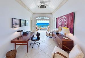 Gardenia villa master bedroom study