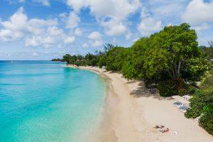 gibbs-beach-barbados-aerial-view