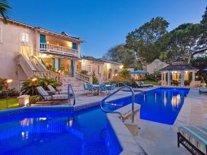 Grendon House Barbados rental