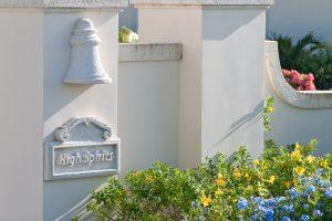 high-spirits-villa-rental-barbados-sign