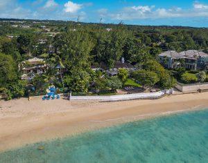 high-trees-villa-rental-barbados-aerial-view