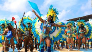 Kadooment Barbados