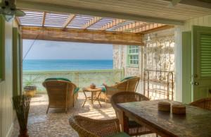 Two bedroom ocean front Forte Suite