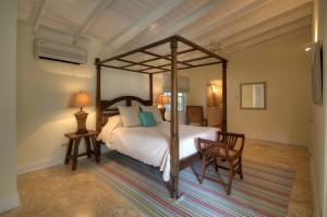 Two bedroom Garden Cottage bedroom