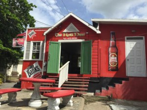 The Roti Den Barbados