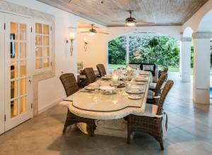 Sandalwood-vacation-villa-rental-Barbados-dining