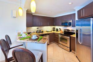 sapphire-beach-213-rental-barbados-kitchen