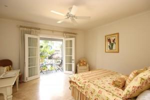 Schooner Bay 205 Barbados bedroom view