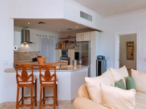 Schooner Bay 205 Barbados kitchen