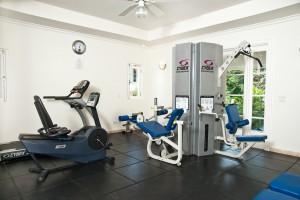 Schooner Bay 205 Barbados gym