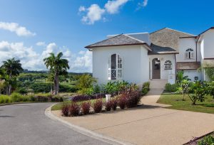 sugar-cane-ridge-1-barbados-rental-entrance