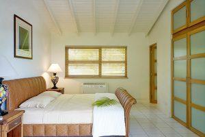 Thespina Barbados villa rental bedroom