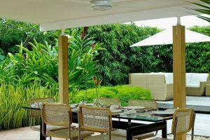 Thespina Barbados villa rental exterior