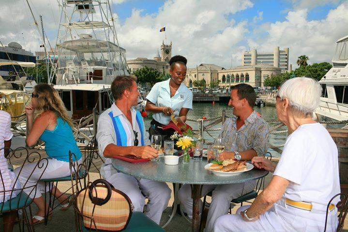Waterfront Cafe Menu Barbados