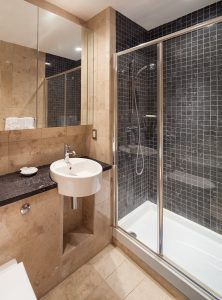 waterside-402-barbados-rental-shower