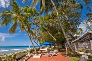 West We Go villa Barbados view north