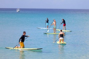Stand Up Paddle Boarding Bruce Mackie
