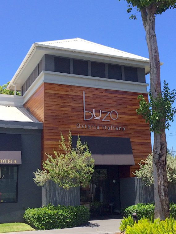 Buzo Osteria Italiana, Hastings