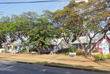 Chattle Village in Holetown