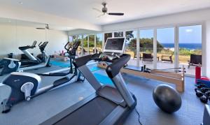 High-Breeze-villa-rental-barbados-gym